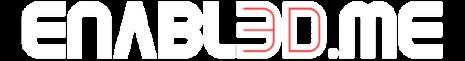 ENABL3D.ME Logo