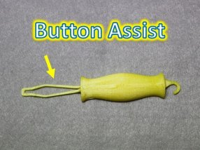 3d print Arthritis Assist Button Assist
