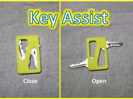 3d print Arthritis Assist Key Assist
