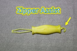3d print Arthritis Assist Zipper Assist