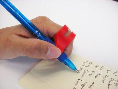3d print Finger Pen holder 1