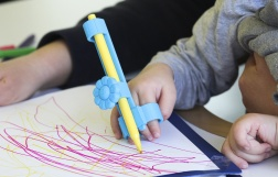3d print Glifo Writing Aid for Kids 1