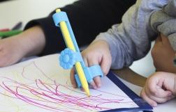3d print Glifo Writing Aid for Kids 1