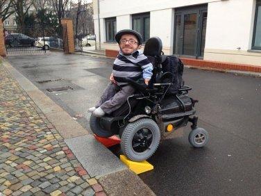 3d print Mini Wheelchair Ramp 1