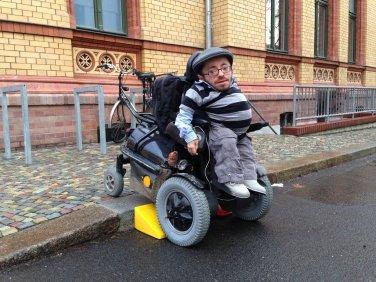 3d print Mini Wheelchair Ramp 2