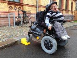 3d print Mini Wheelchair Ramp 4