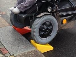3d print Mini Wheelchair Ramp 5