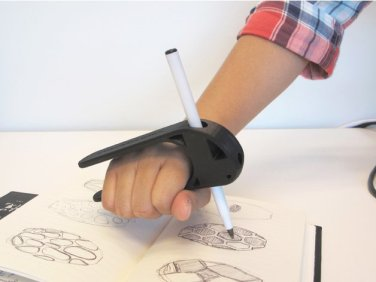 3d print Palm Pen holder 1