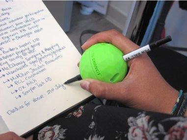 3d print pen ball 1