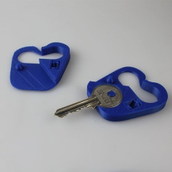 3d Print UK Key Holder 2