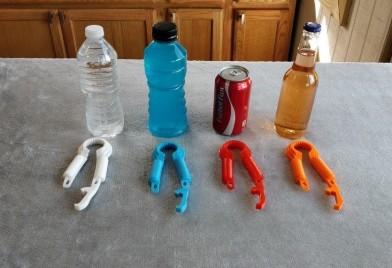 3d print Universal Bottle Opener 10