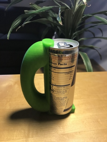3d print can holder 1