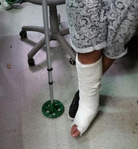 3d print Crutch Grip Tip Ends 1