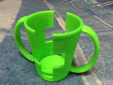3d print cup holder 2