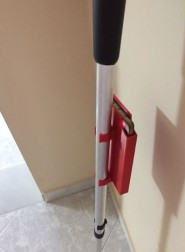 3d print Mobile Phone Holder for crutches 2