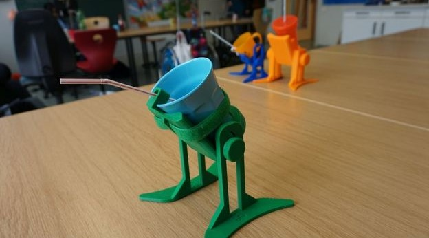 3d print the next beverage holder 1