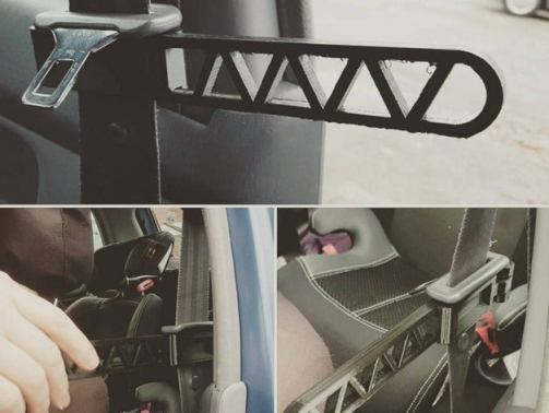 3d print seatbelt assist 1